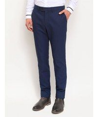 Zkrácení pánských společenských kalhot na vhodnou délku