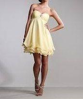 Zkrácení šatů s podšívkou nebo s více vrstvami