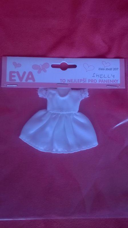 Princeznovské šatičky pro SHELLY