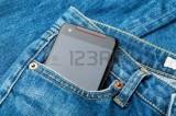 Zvětšení a vyztužení pravé kapsy na mobil